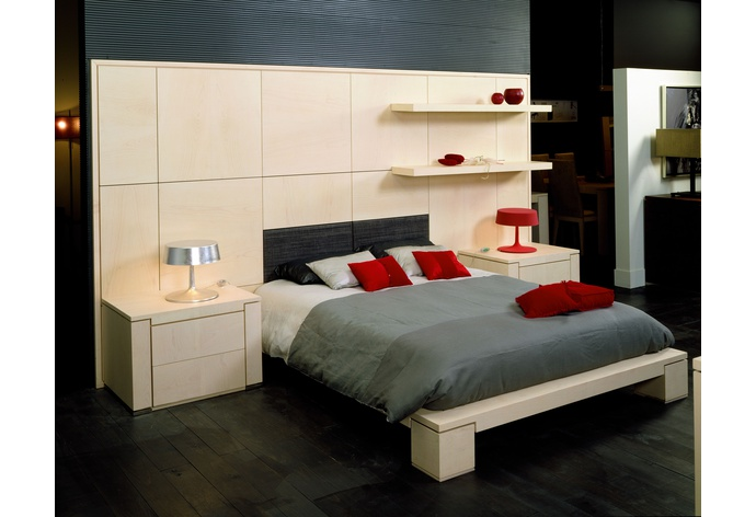 Eros Built-In Bed