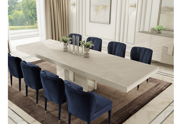 Topaze I Rectangular Extension Dining Table