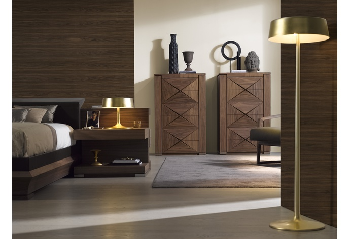 Eros 2010 Open Shelf Nightstand