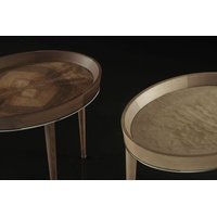 Amon Large Elliptical Coffee Table