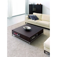 Essencial Square Coffee Table Style B