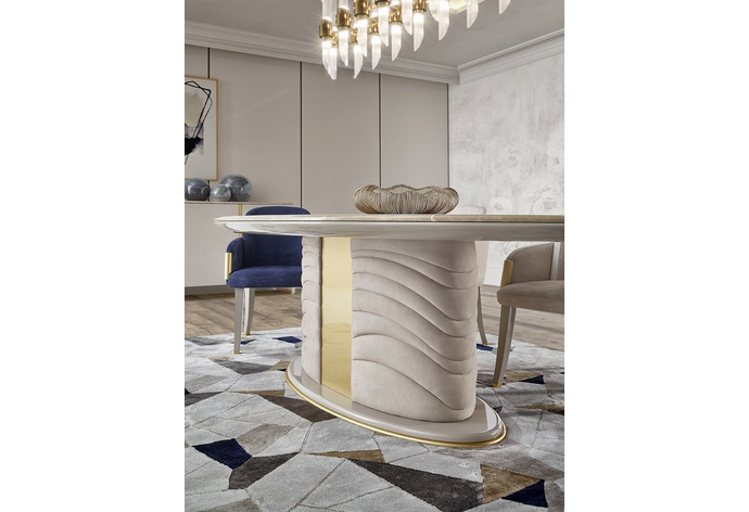 Gatsby Oval Dining Table