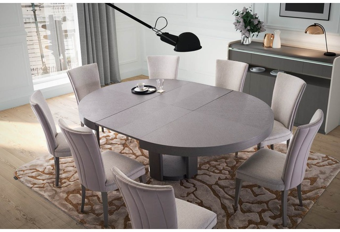 Riviera Round Extension Dining Table
