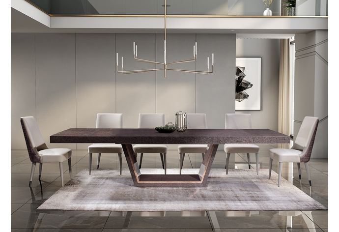 Aria Extension Dining Table