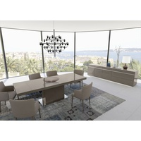 Mediale Rectangular Extension Dining Table