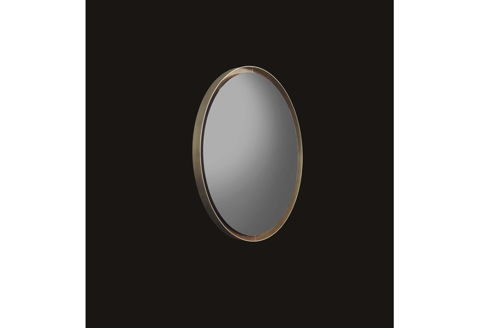 Iland Narcisco Round Mirror