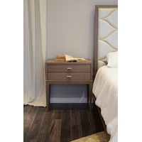 Couture 2 Drawer Nightstand