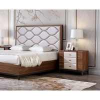 Couture 3 Drawer Nightstand