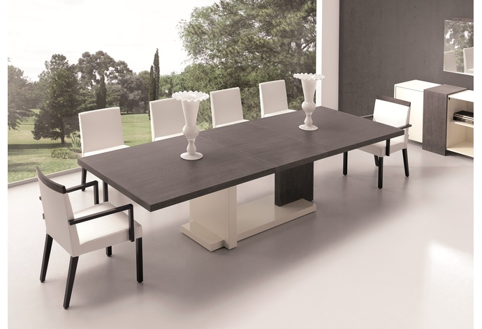 Mijo Rectangular Extension Dining Table