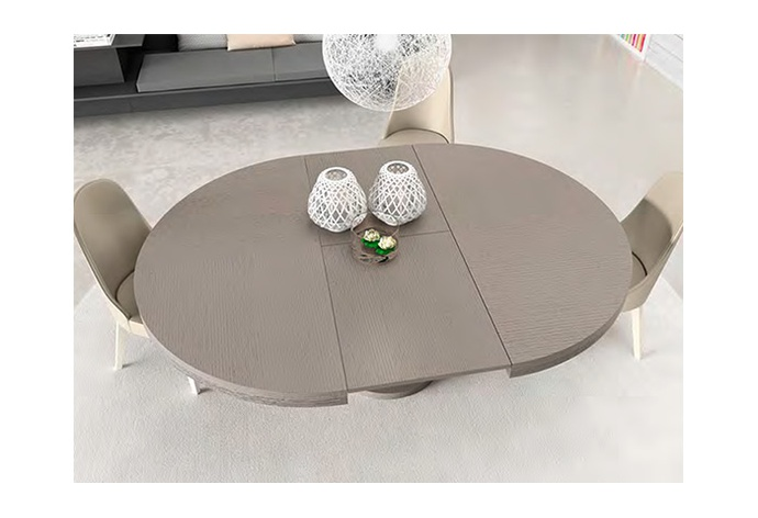 Avantgarde Round Extension Dining Table