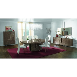 In Stock Topaze Rectangular Extension Dining Table