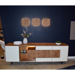Caya Low Cabinet and Lights April 2020 Market