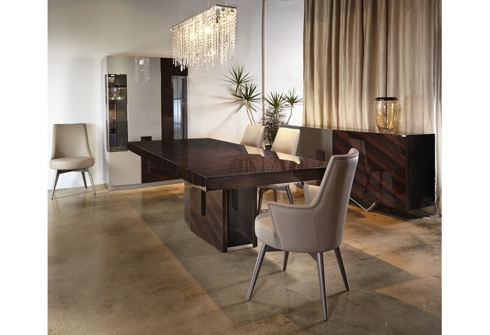 Topaze Rectangular Extension Dining Table