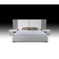 Mijo Bed (High Headboard)