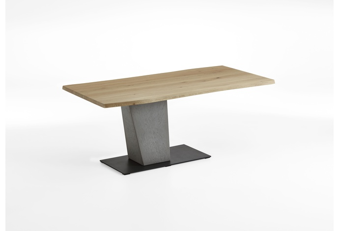 Brik Fixed Top Dining Table