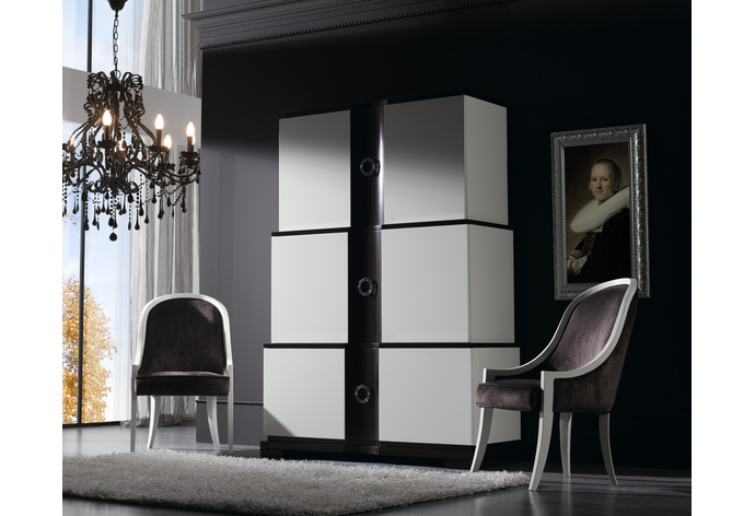 Savoy I Tiered Armoire
