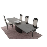 Valentino Rectangular Extension Dining Table