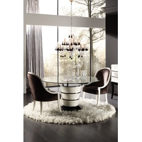 Savoy I Round Dining Table