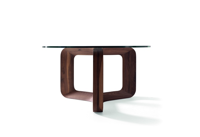 Amon Round Dining Table