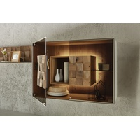 Liv Wall Display Cabinet 4111G
